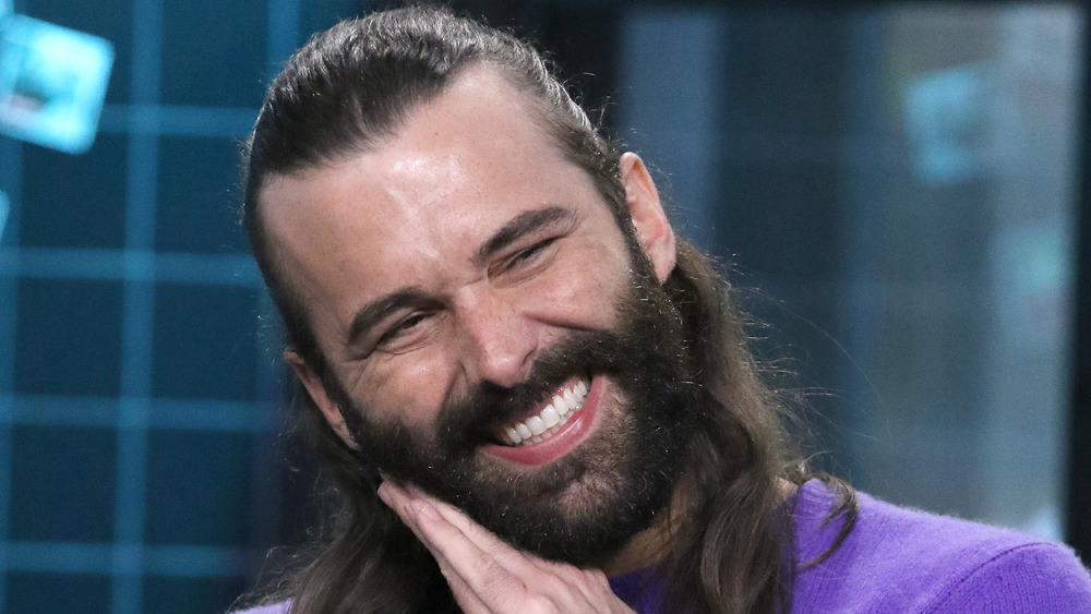 Jonathan Van Ness reveals he secretly married his 'best friend' this year