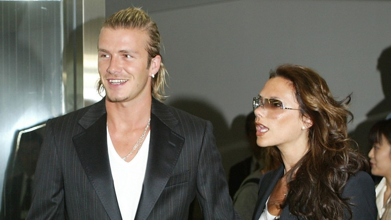 Strange Things About The Beckhams' Marriage
