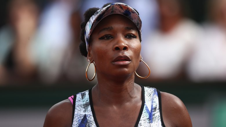 Venus Williams Found Not At Fault In Fatal Car Accident