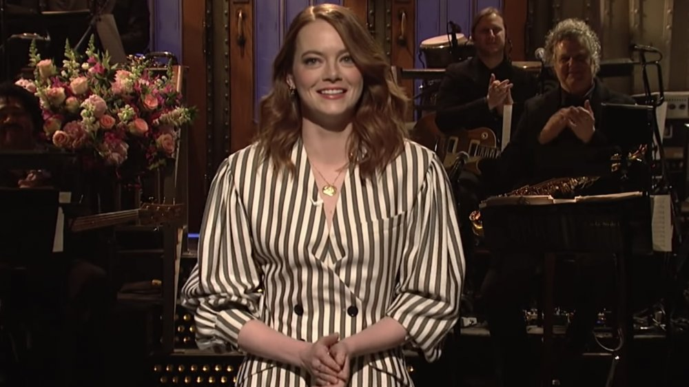 Emma Stone got engaged to her boyfriend Dave McCary