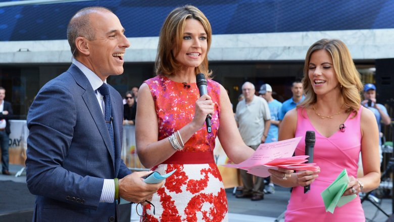 The untold truth of natalie morales for Natalie morales and matt lauer affair