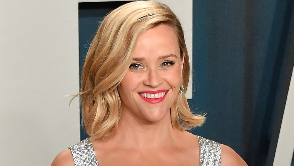 Reese Witherspoon smiling