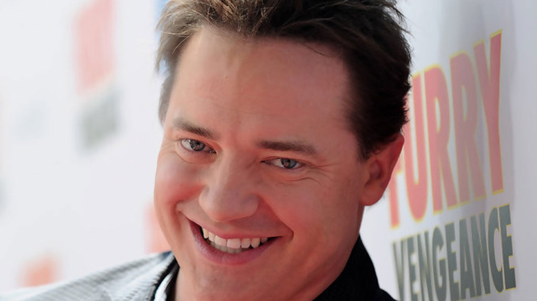 brendan fraser movies