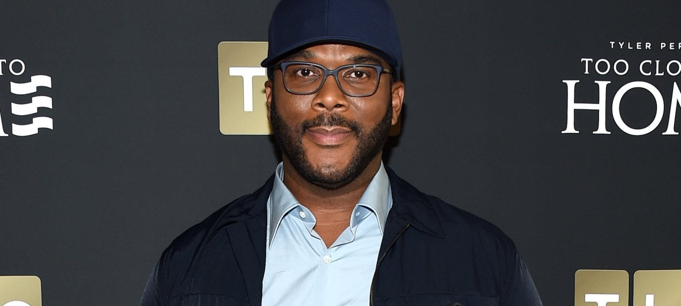 Tyler Perry shady side