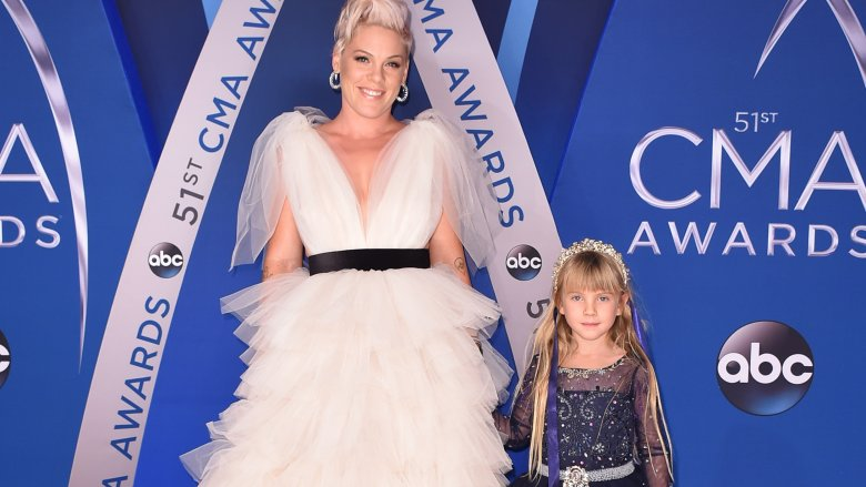 Pink Shares Her Dating Advice for Her Daughter Willow