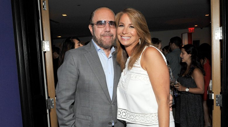 Jill Zarin's husband dies of cancer