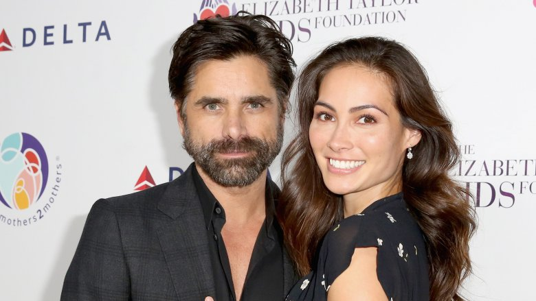 John Stamos and wife honeymoon at Disney World