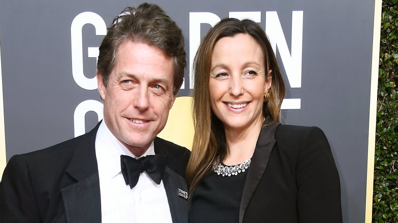 Hugh Grant has become a dad for the fifth time aged 57