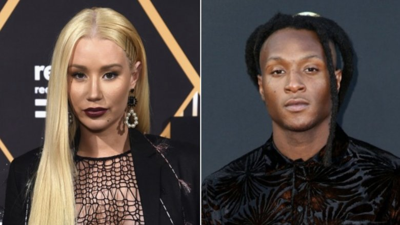 Iggy Azalea Reveals She's Dating NFL Star DeAndre Hopkins