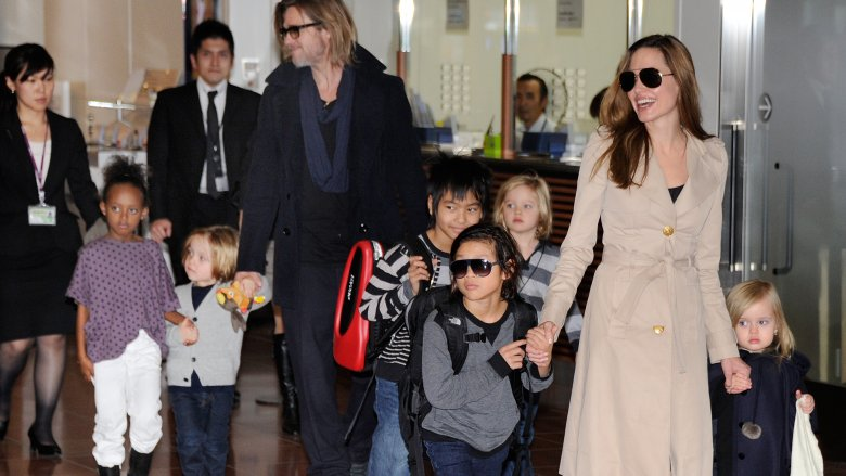 Angelina Jolie Parts Ways with Her Lawyer in Brad Pitt Divorce Case