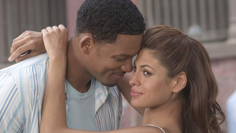 Eva Mendes, Will Smith in hitch