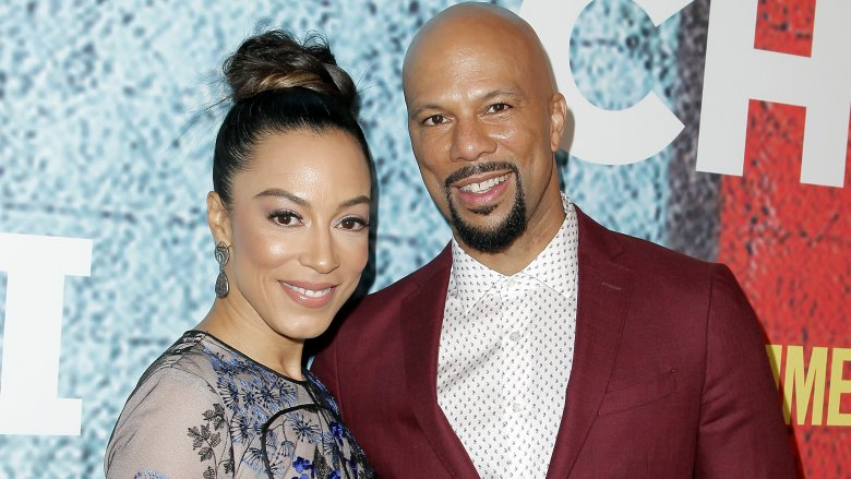 Angela Rye and Common