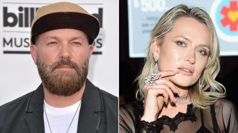 Fred Durst and Kseniya Beryazina