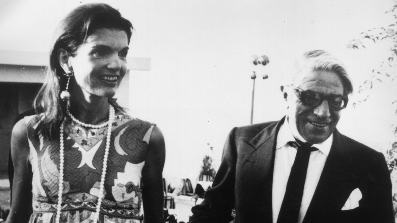 Jacqueline Kennedy and Aristotle Onassis
