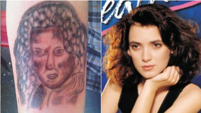 Most Beautiful Hot Celebrity Tattoos - Stylendesigns