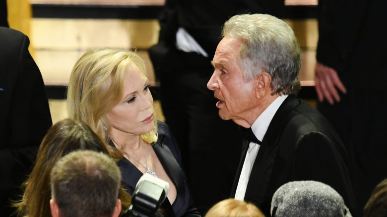 Faye Dunaway Warren Beatty