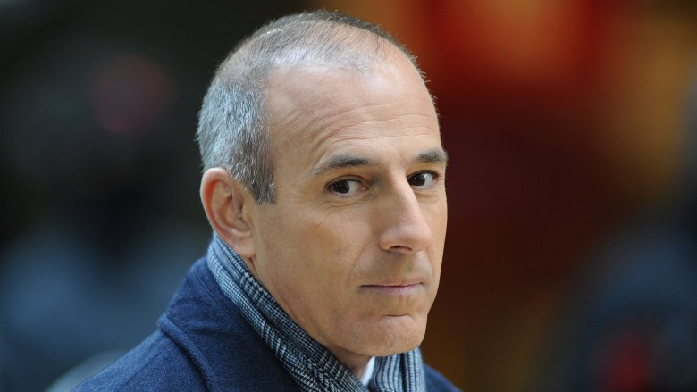 Celebs Who Can't Stand Matt Lauer - Nicki Swift