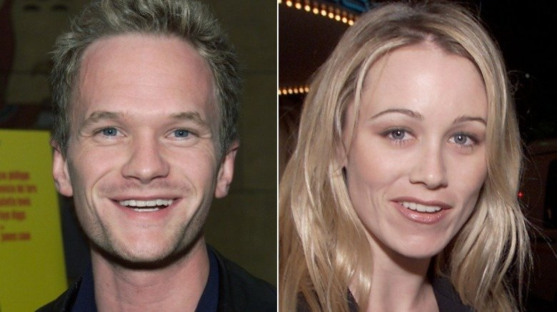 Neil Patrick Harris and Christine Taylor