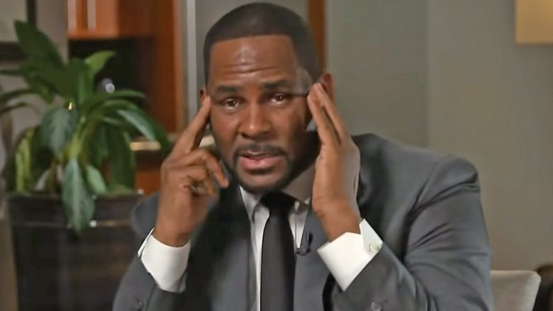 R. Kelly on CBS This Morning with Gayle King