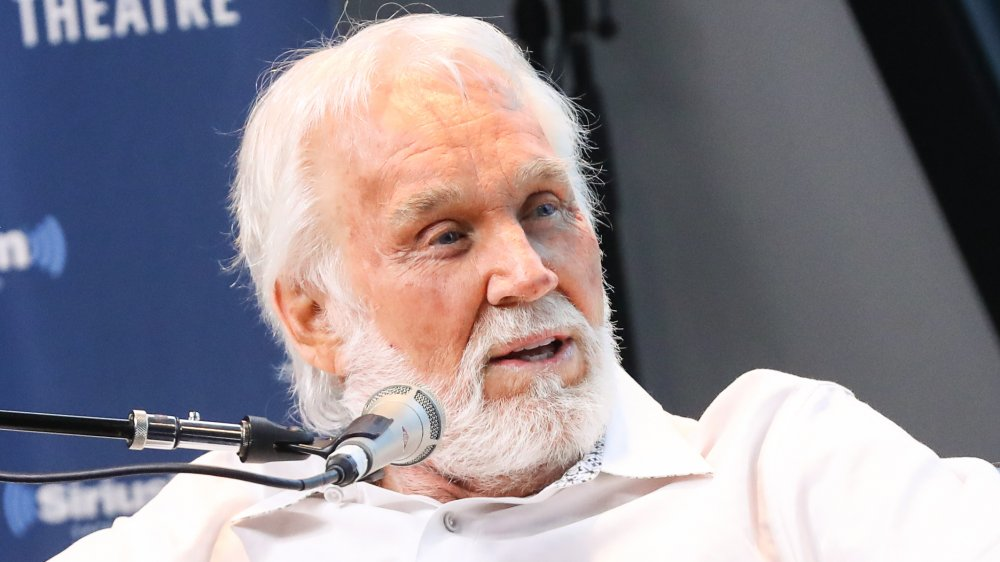 Here's how much Kenny Rogers was worth when he died