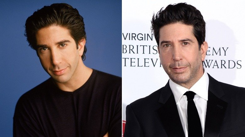 Ross Geller, David Schwimmer