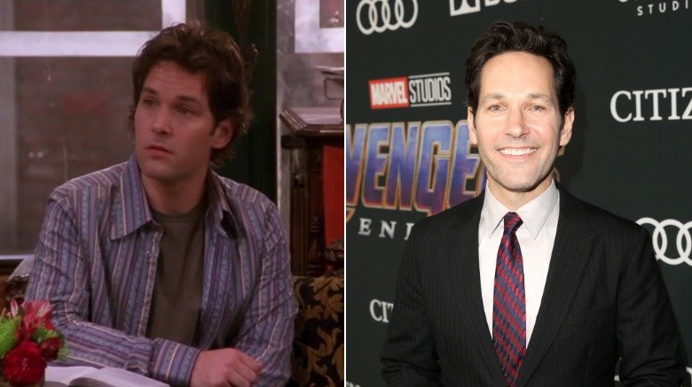 Mike Hannigan, Paul Rudd