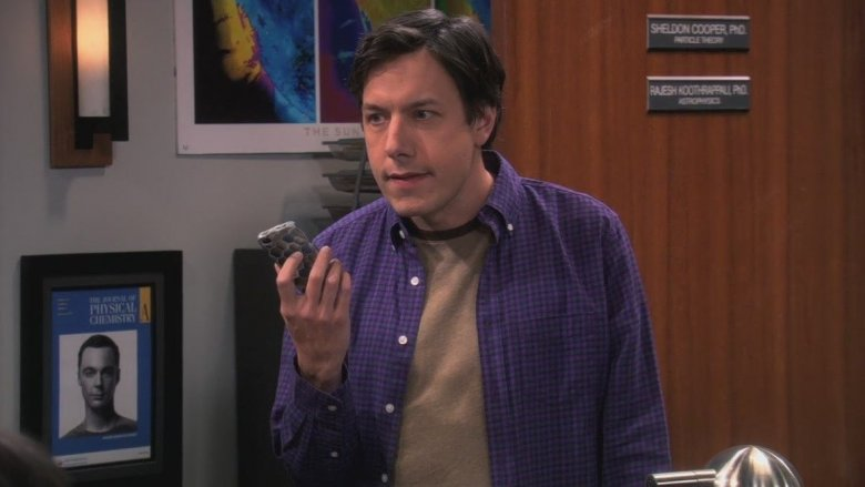 John Ross Bowie in The Big Bang Theory