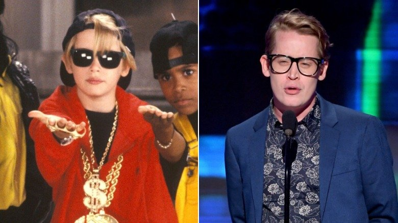 "Macaulay Culkin in ""Black or White"""