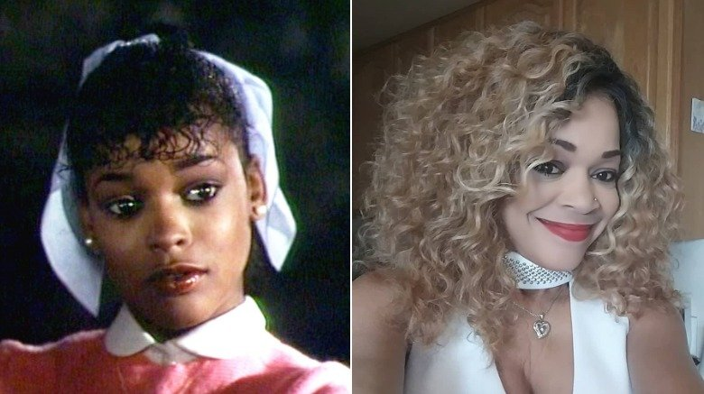 Ola Ray then and now