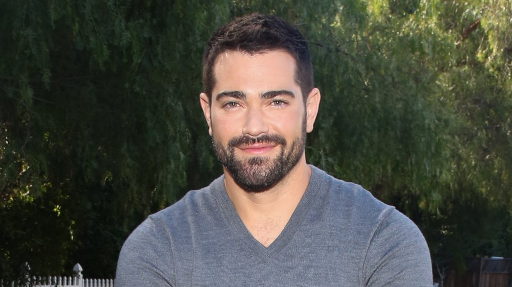 Jesse Metcalfe at Hallmark Channel's Home & Family in 2020
