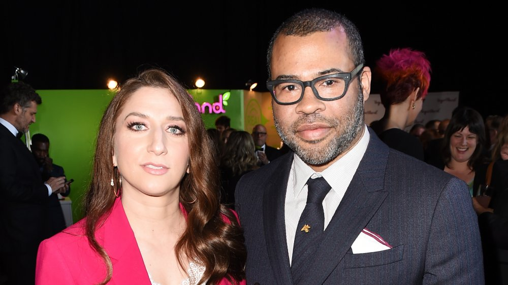 Inside Jordan Peele And Chelsea Peretti S Relationship