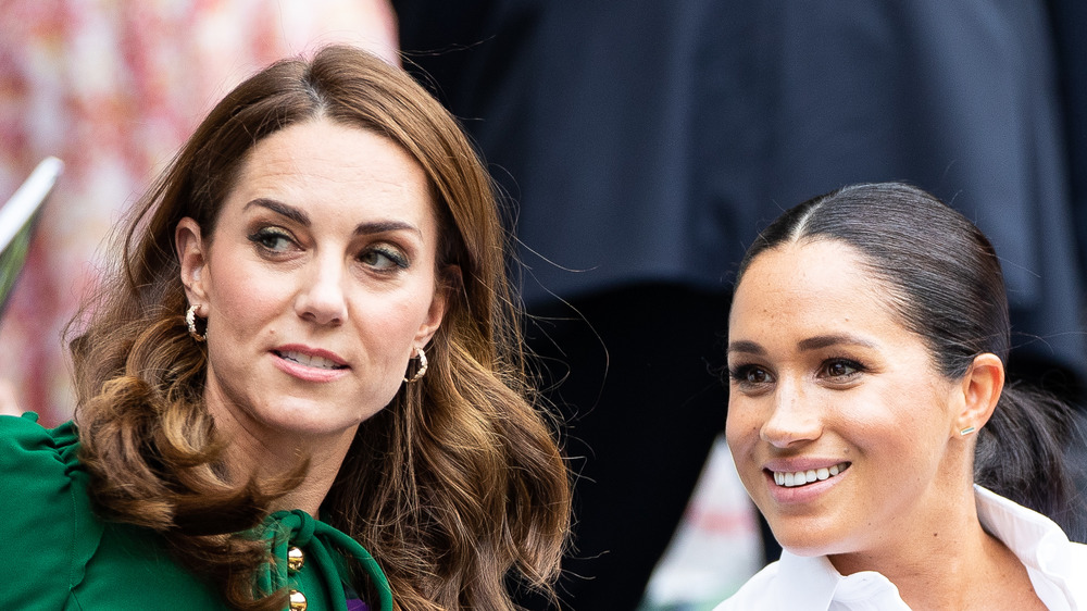 Inside Kate Middleton S First Public Appearance Since Meghan S Tell All Interview