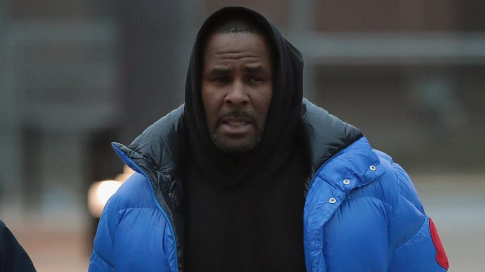 R. Kelly leaving Cook County jail in 2019