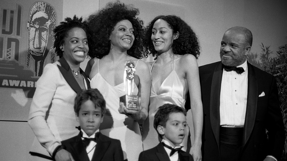 Inside Tracee Ellis Ross Relationship With Her Mom Diana Ross