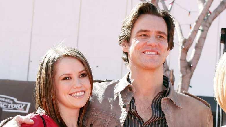 Jane Carrey and Jim Carrey
