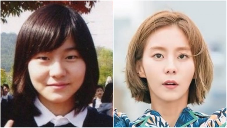 south korean plastic surgery disaster  top 10 list of famous korean actresses before and after