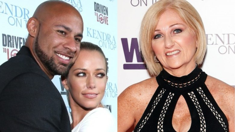 Hank Baskett, Kendra Wilkinson, Patti Wilkinson