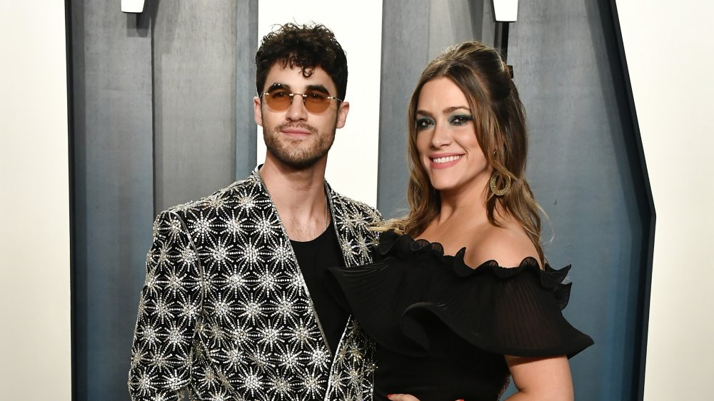 Mia Swier The Truth About Darren Criss Wife