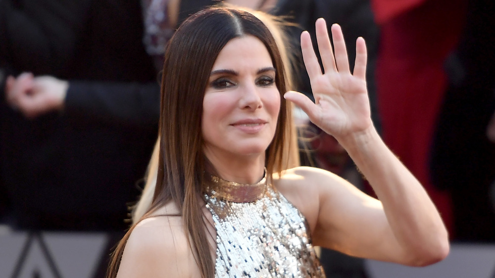 Moments when Sandra Bullock revealed intimate details about her life