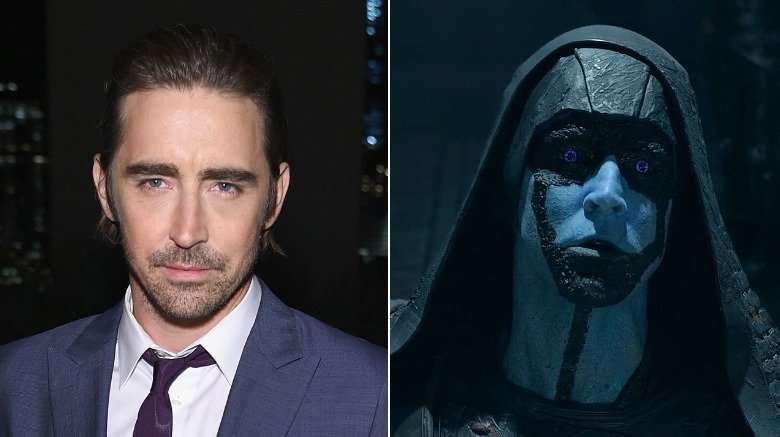 Lee Pace - Ronan the Accuser (Guardians of the Galaxy, Captain Marvel)