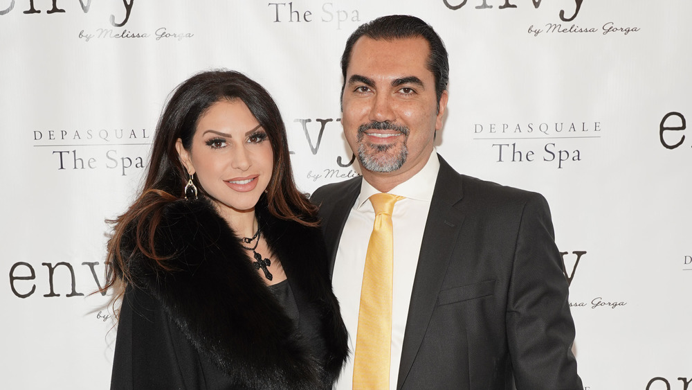 Jennifer and Bill Aydin from RHONJ
