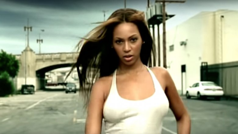 """Beyonce in """"Crazy in Love"""""""