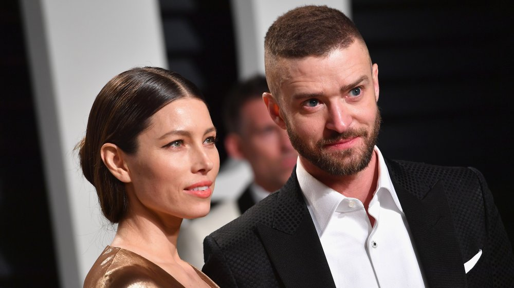 Strange things about Justin Timberlake and Jessica Biel's marriage