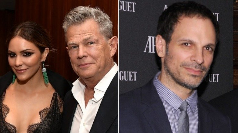 Strange Things About Katharine Mcphee And David Foster