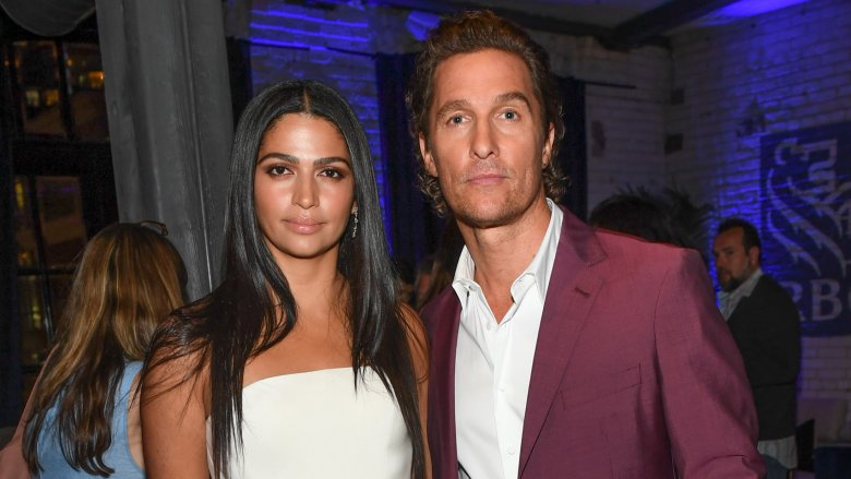 Strange things about Matthew McConaughey's marriage