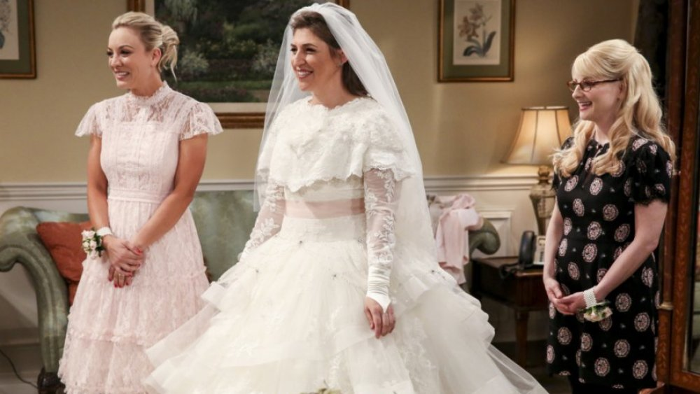 The Big Bang Theory Marriage You Never Knew About