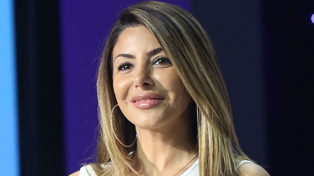 Larsa Pippen smiling at an event