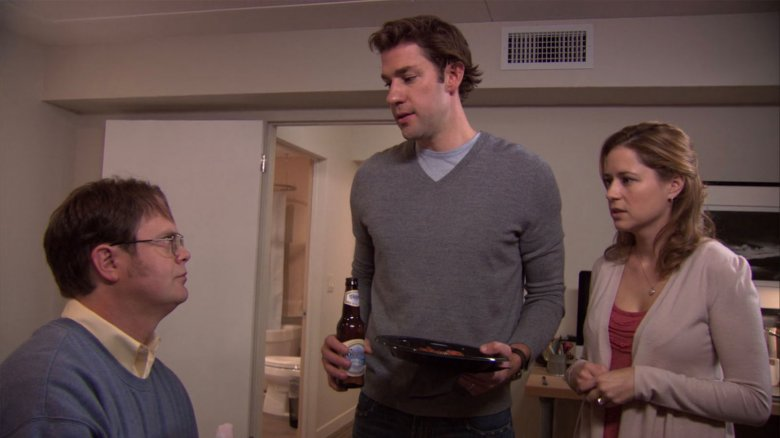 Jim and Pam's messed up relationship on The Office