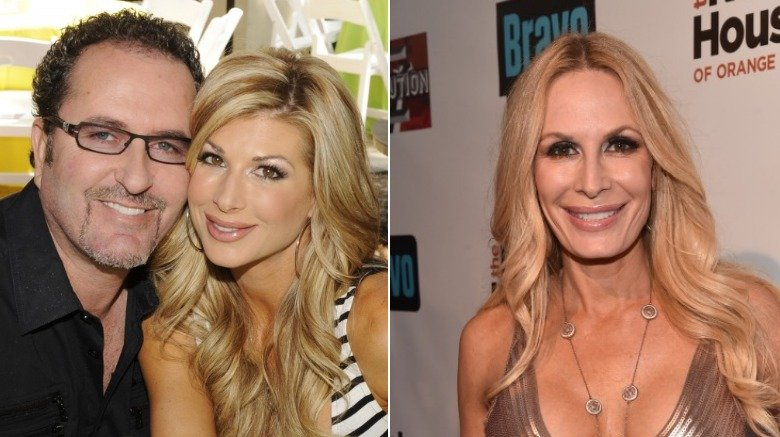 Jim Bellino and Alexis Bellino, Peggy Tanous