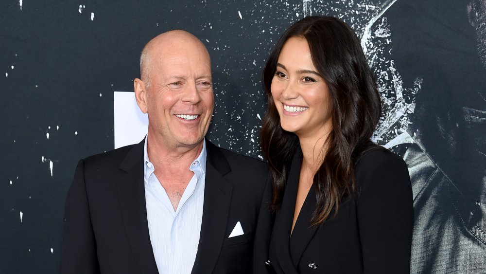 The reason Bruce Willis isn't quarantined with his wife